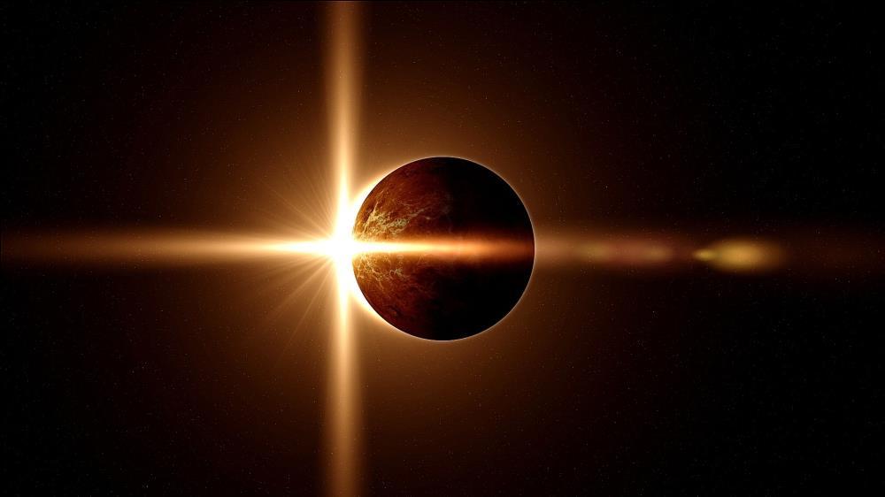 Солнечное затмение - время изменить себя!