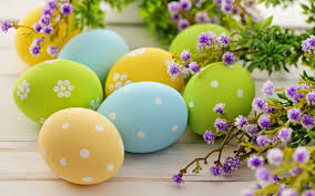 Пасха - светлый праздник и письма Богу