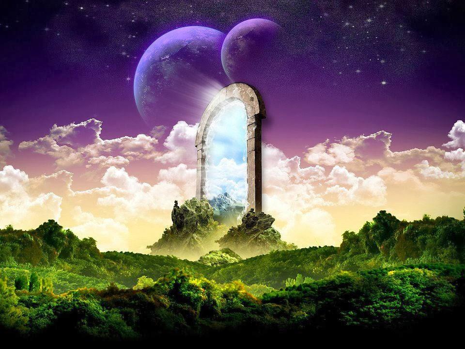 Открытие Небесных Врат - главный праздник шаманов