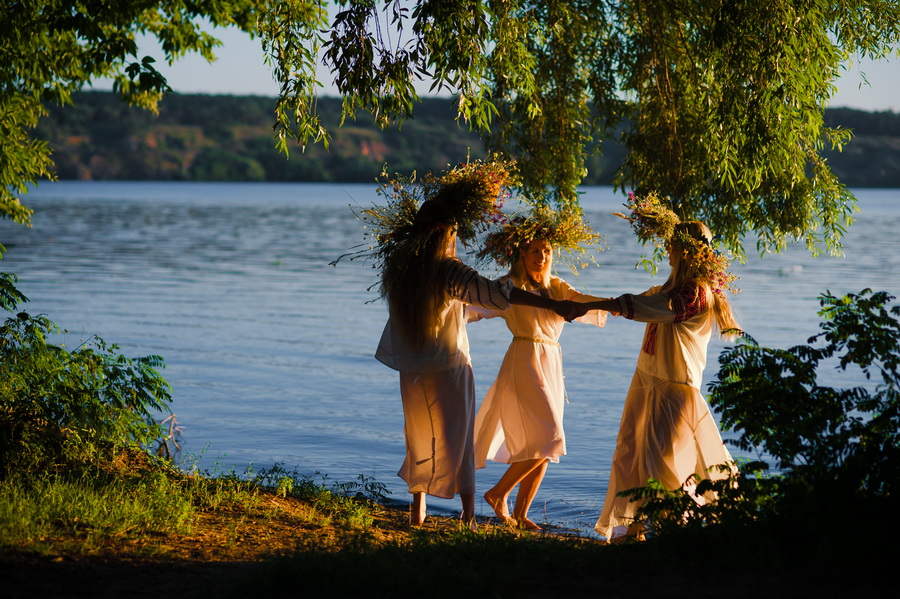 Праздник Ивана Купала - время любить и изменить свою судьбу!