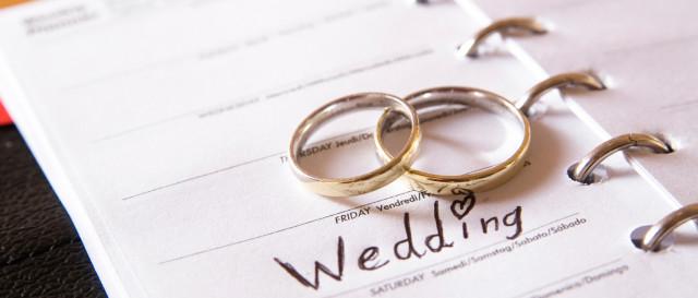 Выбор даты свадьбы - энергетический код семьи