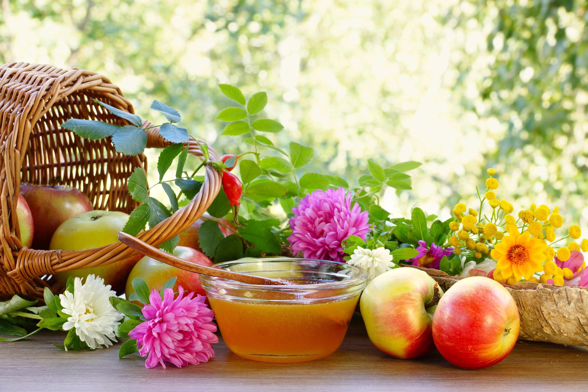 Медовый Спас, ореховый и яблочный