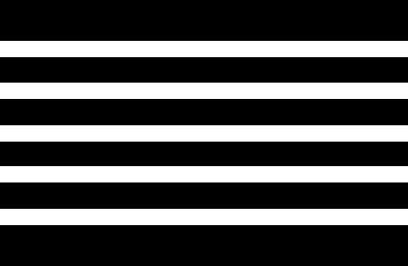 Черная полоса – верный признак порчи