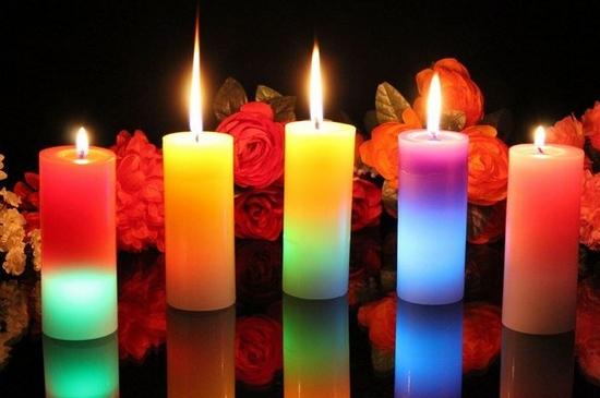 Магия свечей - обязательный атрибут любого ритуала