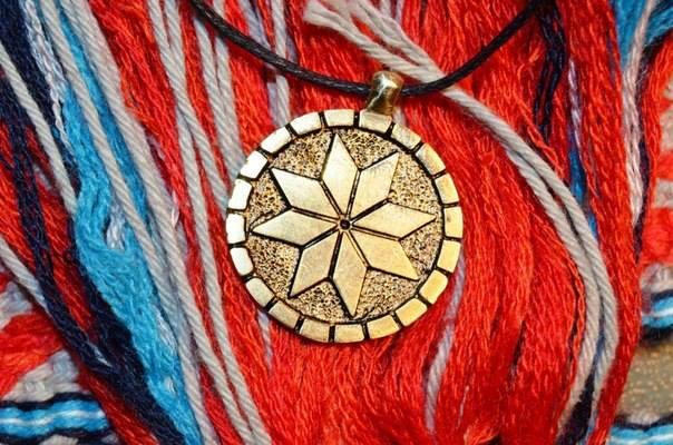 Алатырь – символ света и защитник от бед