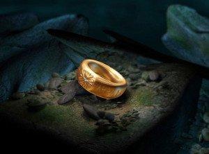 Гадание с кольцом расскажет кто вторая половинка