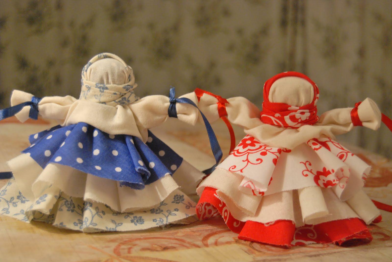 Кукла мотанка – защитит и исполнит все желания