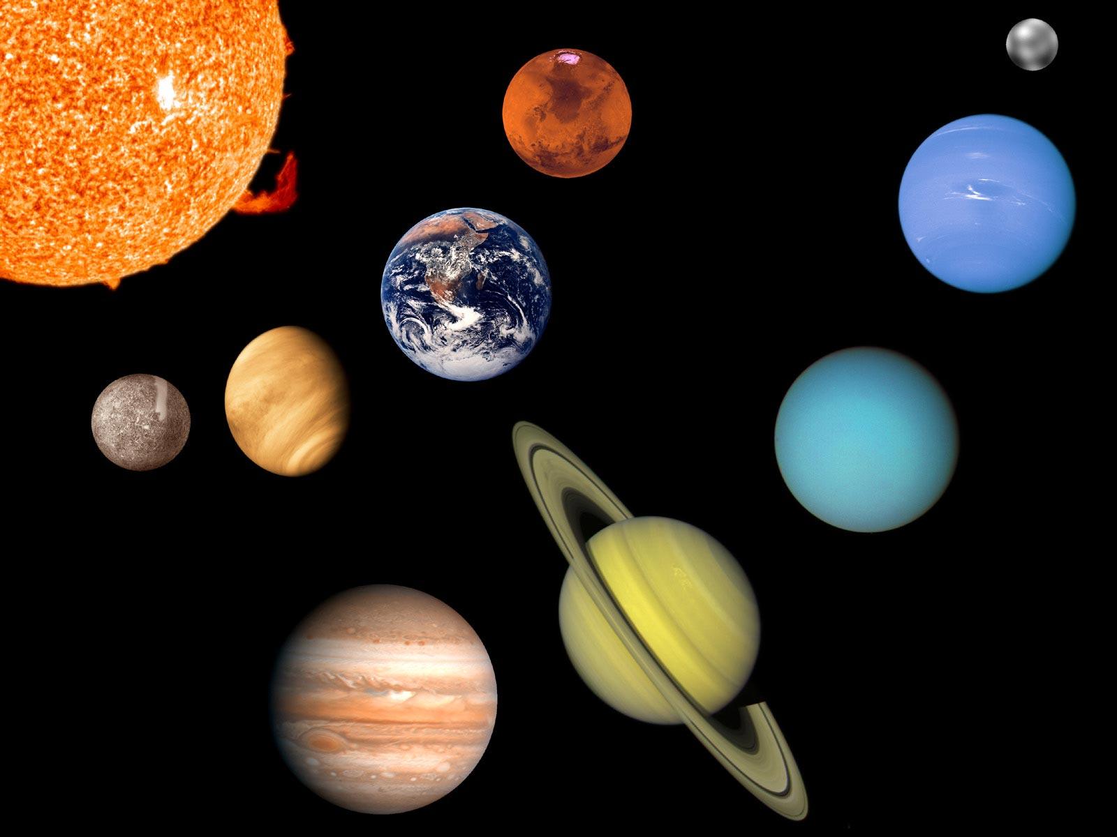 Планеты в астрологии и их влияние на судьбу человека