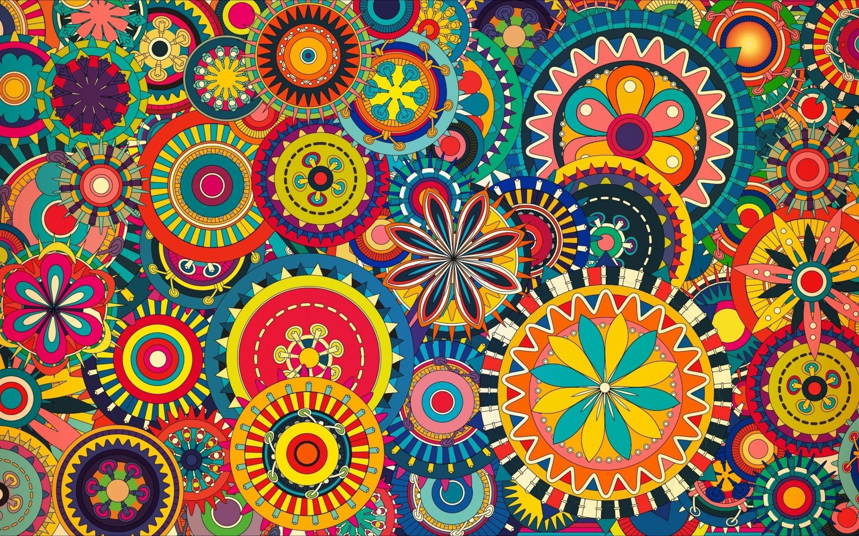 Мандалы Таро - калейдоскопная медитация на счастье