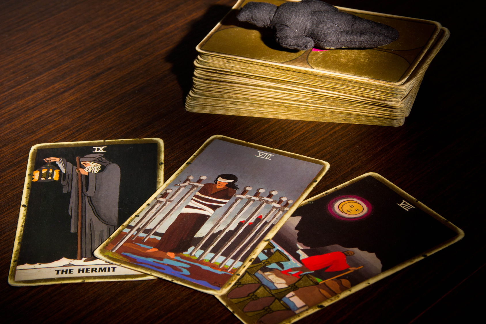Расклад Таро 3 карты - волшебство ответов