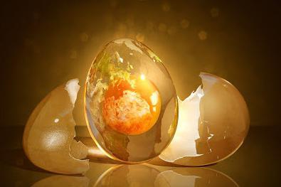 Яйца от сглаза - лучший помощник