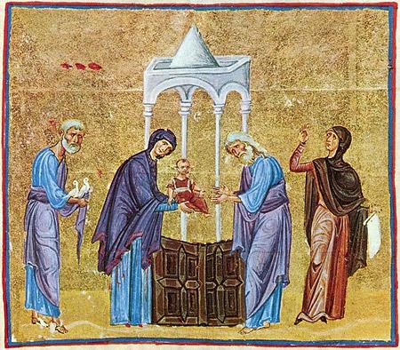 Сретение - христианский праздник с древне-славянскими истоками