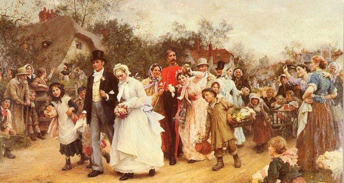 Свадебные обряды в разных религиях и народах