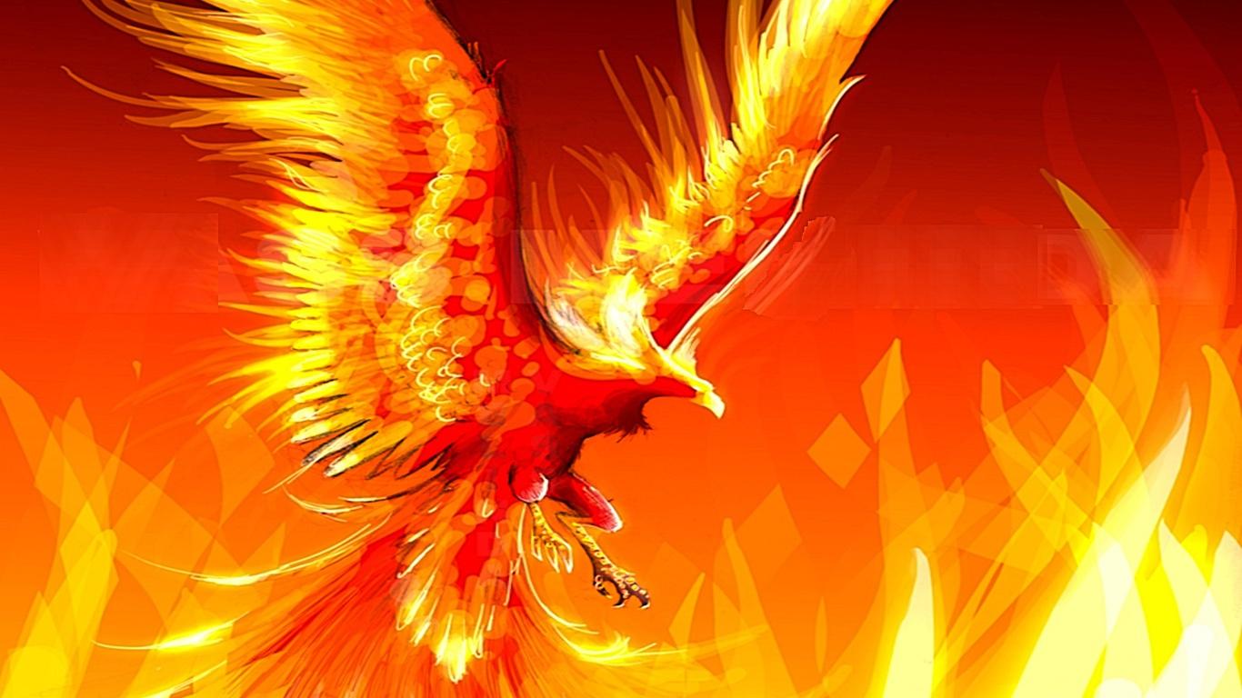 Покровитель 2017 года -  Красный Огненный Петух