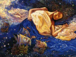 Магия кровати