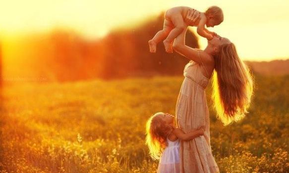 Предназначение женщины – созидать гармонию