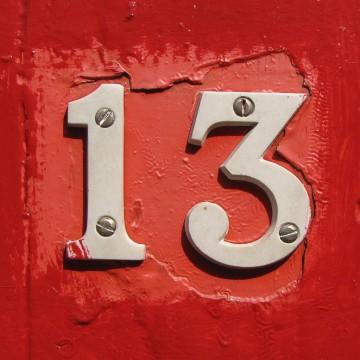 Ритуал «Отчитка числа 13»