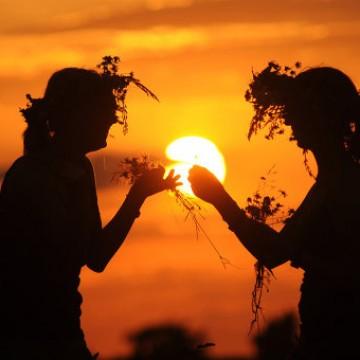 Ритуал на Ивана Купала на удачное замужество (женитьбу)