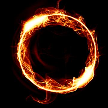 """Ритуал """"Чистка огненным шаром"""""""