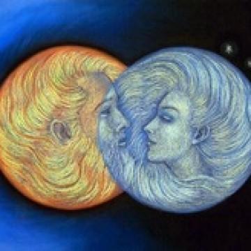 """Ритуал в лунное затмение """"Исцеление любви с использованием силы энергии Луны"""""""