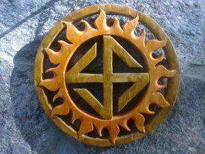 Символ достатка и благополучия на руси
