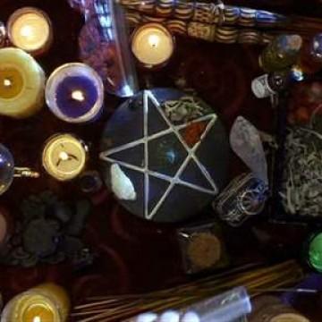 Ритуал «Защита на 7 крестов»