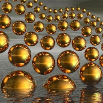 Ритуал «Золотая водица»